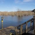 Who wouldn't want to stay at this cabin?- Chicot State Park