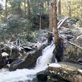 The Canyon Trail offers some other beautiful sites on your way to the first of the two famous waterfalls, Swallow Falls.- Swallow Falls State Park
