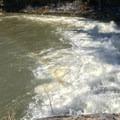Swallow Falls.- Swallow Falls State Park
