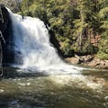 The beauty of Muddy Falls.- Swallow Falls State Park