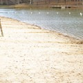 T sandy swimming beach that is perfect for hot days.- Lincoln Parish Park