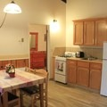 Cabin 10 is a deluxe two bedroom.- Fern River Resort