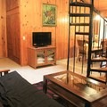 "Cabin 14, ""The Presidential,"" sleeps up to eight people. - Fern River Resort"