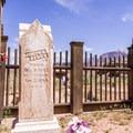 Grafton cemetery.- Grafton Historic Settlement