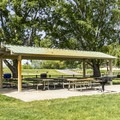 Group picnic areas can be reserved.- Utah Lake State Park