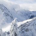 Nak Peak has a great ridge.- Coquihalla Summit Recreation Area