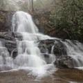 Upper Laurel Falls.- Laurel Falls