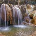 A beautiful waterfall next to Fosso Bianco.- Fosso Bianco