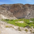 Looking into Boquillas Canyon.- Boquillas Canyon Trail