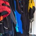 A good inventory of gear is available at Kayak Connection in Santa Cruz harbor.- Santa Cruz Harbor