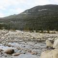 The Alluvial Fan in Rocky Mountain National Park.- Alluvial Fan