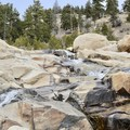 Wander around the boulders and be careful not to slip and fall in- Alluvial Fan