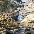 Cunningham Falls is one of the most popular hikes in the area, so it is unlikely there will be solitude at the site.- Cunningham Falls