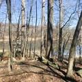 A view of Hunting Creek Lake.- Cunningham Falls