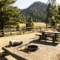 Salmon River Campground.- Salmon River Campground
