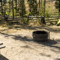 There are very nice tent sites along the river.- Casino Creek Campground
