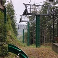 The Sky Trail Tram.- Trees Of Mystery