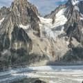 Aiguille Chardonet.- Grands Montets: East Ridge
