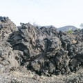 Up close and personal with the lava in Sunset Crater Volcano National Monument.- Sunset Crater Volcano National Monument