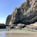 Tide pools and rock outcroppings. - Cave Rock Scenic Viewpoint