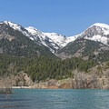 This trail has some really beautiful sights along the way.- Tibble Fork Loop