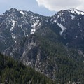 American Fork Canyon has rugged and steep mountains galore. - Tibble Fork Loop
