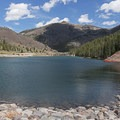 Tibble Fork Reservoir.- Tibble Fork Reservoir