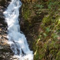 Falls on Wilde Brook.- Chesterfield Gorge Natural Area