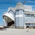 Seashell Complex at Hampton Beach State Park.- Hampton Beach State Park