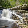 Lower Purgatory Falls.- Purgatory Falls
