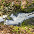Purgatory Brook.- Purgatory Falls