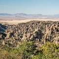 View to the west from the trail.- Massai Nature Trail