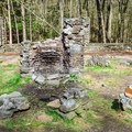 Madame Sherri's Castle remains.- Madame Sherri's Castle