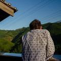 Wearing a kimono and waiting for dinner. - The Kumano Kodo: Nakahechi Route