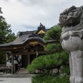 Hongu Taisha is the first major shrine complex that is encountered along the trail. - The Kumano Kodo: Nakahechi Route