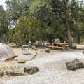 El Morro Campground.- El Morro Campground
