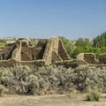 Aztec Ruins.- Aztec Ruins National Monument