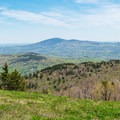 View from Mount Sunapee. - Mount Sunapee