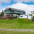 Mount Sunapee summit.- Mount Sunapee