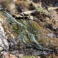 Cottonwood Creek Falls.- Cottonwood Creek Falls