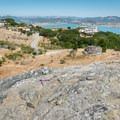 Split Rock in Ring Mountain Open Space Preserve.- Split Rock