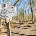 Access to additional trails and peaks from the Lincoln Woods Trail. - Lincoln Woods Trail