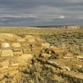 New Alto ruin.- Pueblo Alto Trail