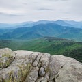 View from the trail. - Mount Chocorua via Champney Brook Trail