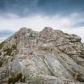 Trail to Mount Chocorua. - Mount Chocorua via Champney Brook Trail
