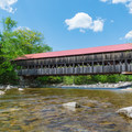 Albany Covered Bridge. - Covered Bridge Campground