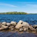 Umbagog Lake.- Umbagog Lake State Park