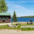Lakeside cabin. - Umbagog Lake State Park