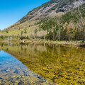 Willey Pond in Crawford Notch. - Crawford Notch State Park