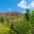 View from the Lost River Gorge property.- Lost River Gorge + Boulder Caves